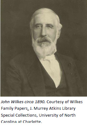 John Wilkes, an Industrious and Enterprising Citizen