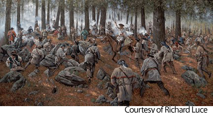 The South Carolina Militia and the Battle of Kings Mountain – Part 2: In Common Pursuit